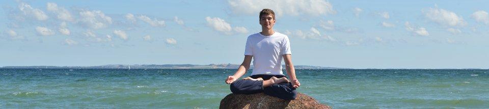 Meditation ved vandet